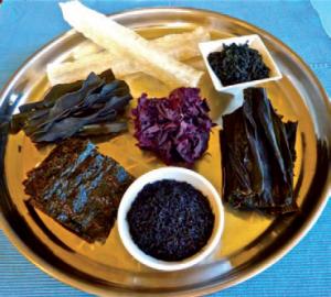 alghe: come usarle? - dealma franceschetti - Alghe In Cucina