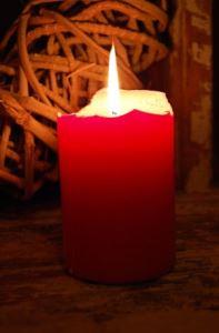 Crea le candele in cera naturale di soia grazia cacciola - Candele fatte in casa ...