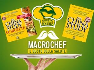 MacroChef porta in tavola The China Study: gusta i benefici di un'alimentazione vegetariana e vegana